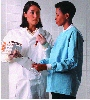 Universal Precaution Lab Coats