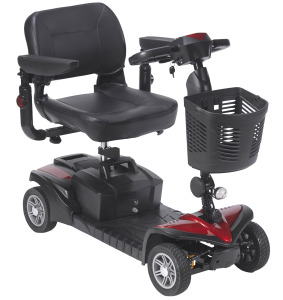 Scooters & Powered Wheelchairs