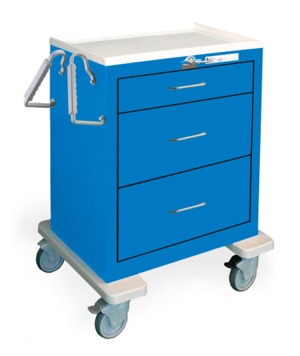 Crash Carts, Emergency Carts, Pediatric Carts