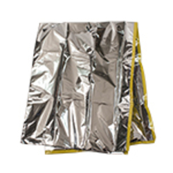 Non Woven Baby Bunting, EA - Foil Baby Bunting, EA