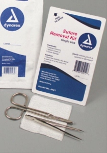 Suture Removal Kit, EA