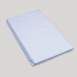 Drape Sheet, 2-Ply, 40x48 Blue, 100/cs