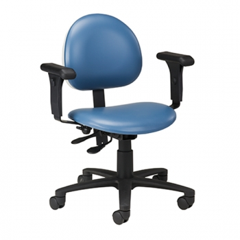 Ergonomic Designed Task Chair w/Arm Rests