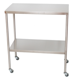 "SS8016 Instrument Table 30"" x 16"" x 34"" Ea"