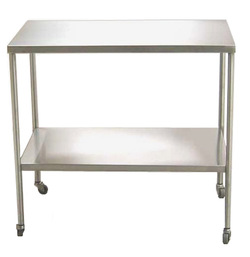 "SS8014 Instrument Table 48"" x 20"" x 34"" Ea"